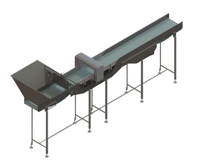 Discharge Conveyor Conveyor sold by Fusion Tech Integrated Inc.