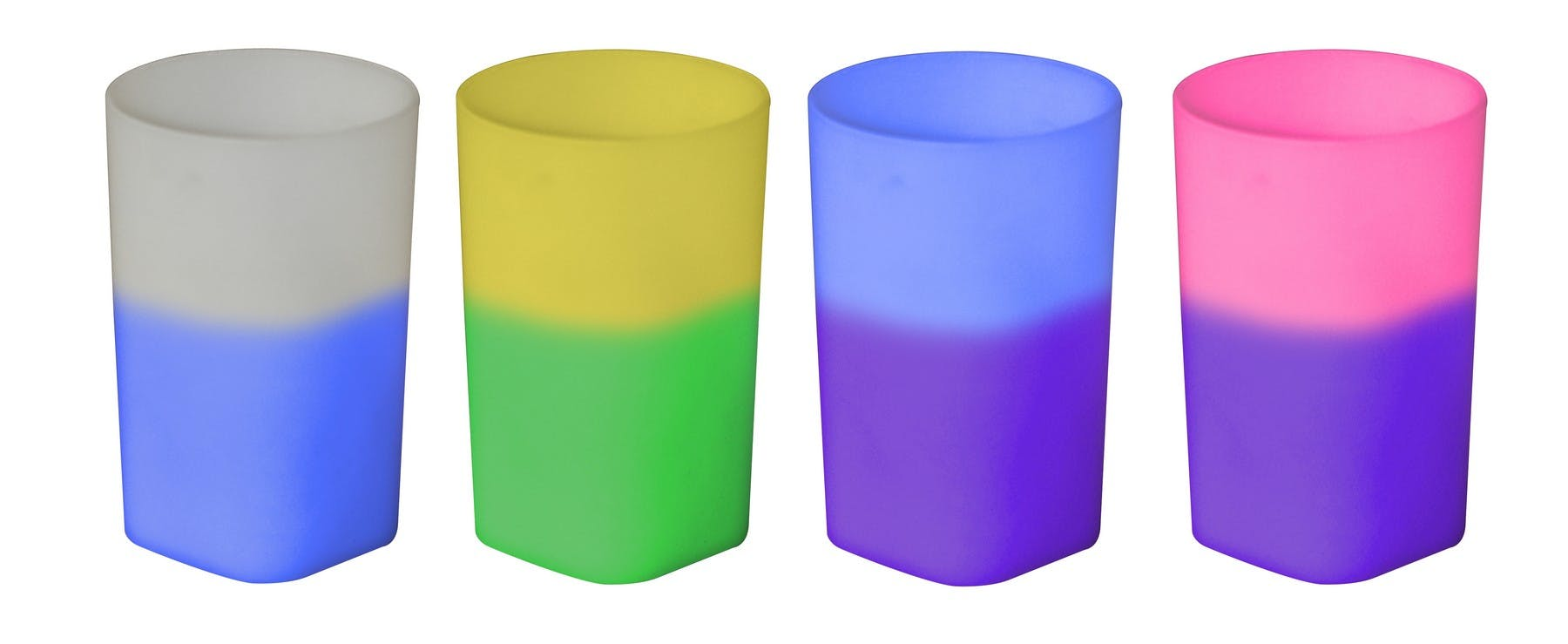 2 Oz. Color Changing Shot Glass (Item # YIILS-KACNH) Shot glass sold by InkEasy