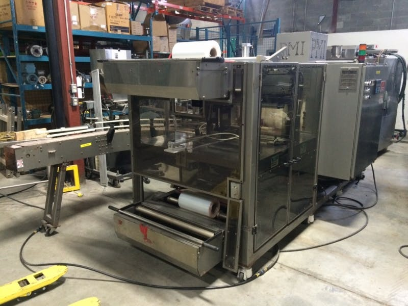 PMI GRC30 Automatic Shrink Bundler (Used) - sold by Aevos Equipment
