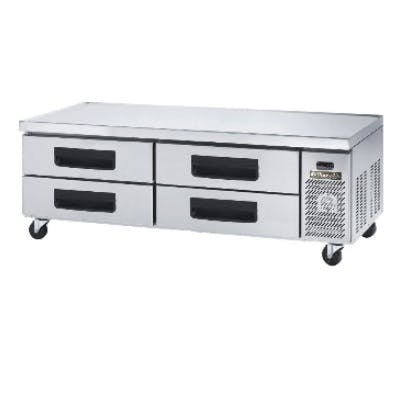 BlueAir Refrigerated Equipment Stand / Chef Base with 4 drawers (14.3 cu ft) Equipment stand sold by pizzaovens.com