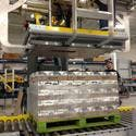 Layer Gripper - Depalletizer sold by ROI Machinery & Automation Inc.
