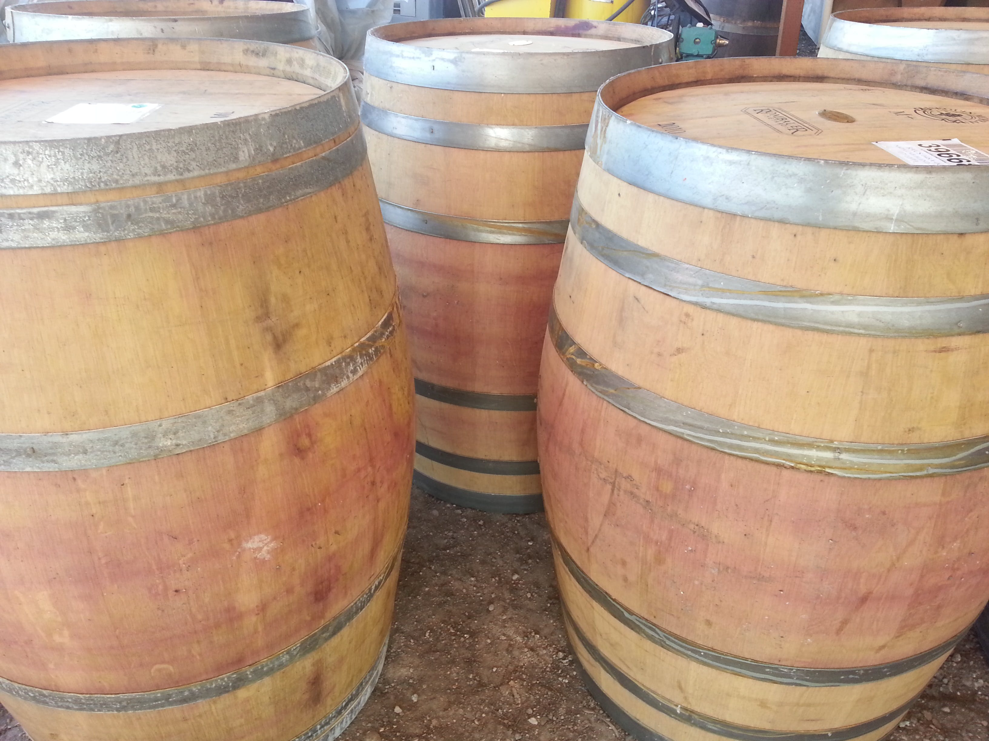 Neutral Red Wine Barrels Barrel sold by Quality Wine Barrels