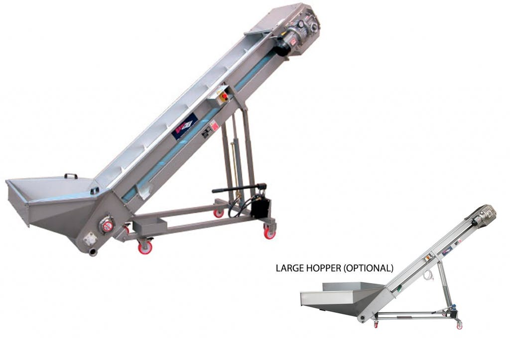 C.M.A. N400 x 4.5 Conveyors Conveyor sold by Prospero Equipment Corp.