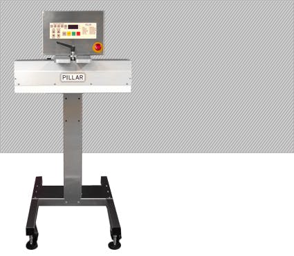 2kw Unifoiler-U Unitized Portable System - Pillar Technologies - Unifoiler Induction Sealer (2KW) - ALL PURPOSE - sold by Package Devices LLC