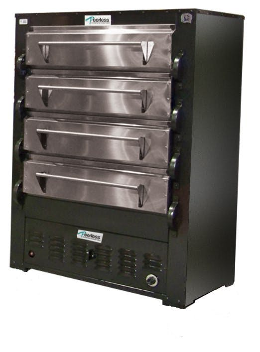 Peerless 2324p Multideck Gas Pizza Oven Pizza Oven Sold