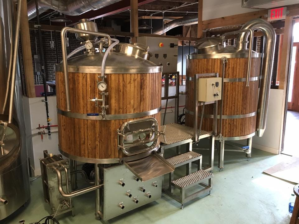 Systech Brewhouse Brewhouse sold by Systech Stainless Works, LLC [CLOSED]
