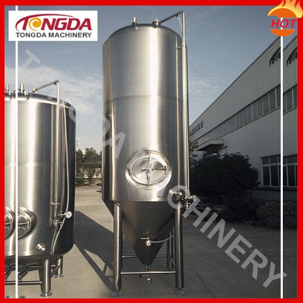 3000L Jacketed Fermenter Fermenter sold by TD Machinery Co., Ltd.