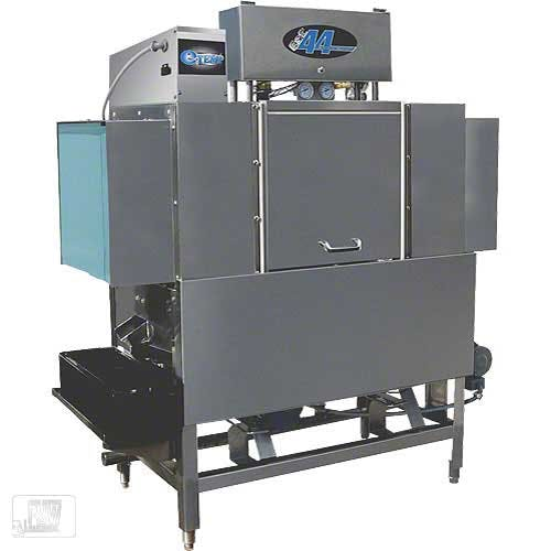 CMA Dishmachines - EST-44L 243 Rack/Hr Low Temp Conveyor Dishwasher Commercial dishwasher sold by Food Service Warehouse