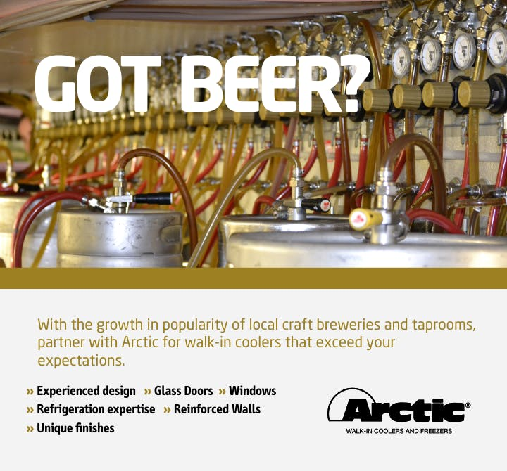Beer Caves, Beer Walk- In Coolers Walk in cooler sold by Arctic Industries