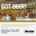 Beer Caves, Beer Walk- In Coolers - Walk in cooler sold by Arctic Industries
