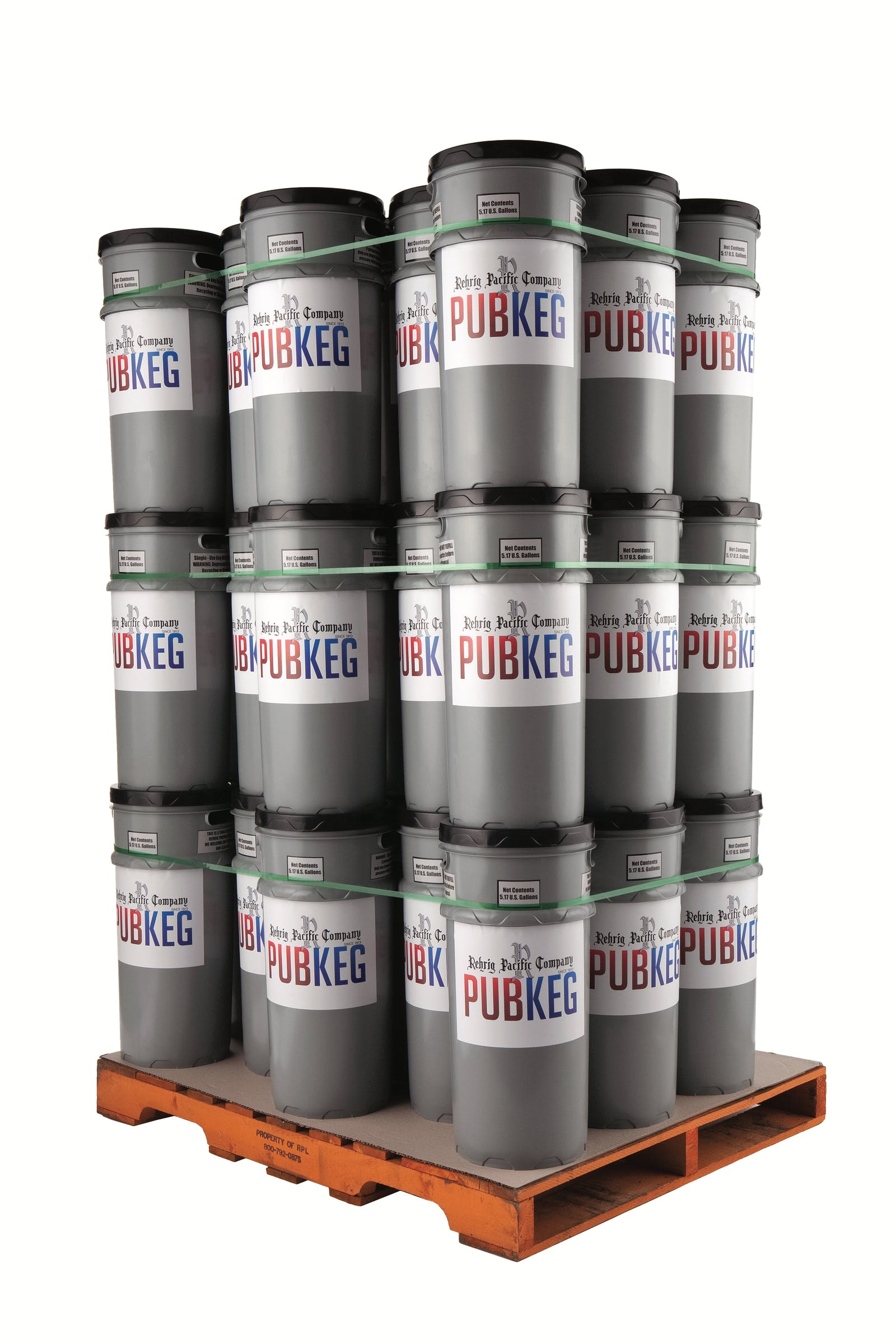 Pubkeg 20L 1 way kegs Keg sold by Canada Kegs & Packaging