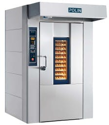 Rotodrago Classic Double Rack Oven Convection oven sold by pro BAKE Inc.