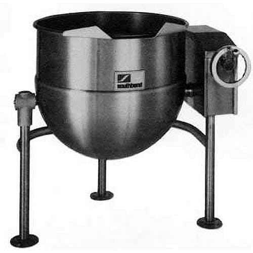 Southbend (KDLT-30) - 30 gal Tilting Direct Steam Kettle Steam kettle sold by Food Service Warehouse