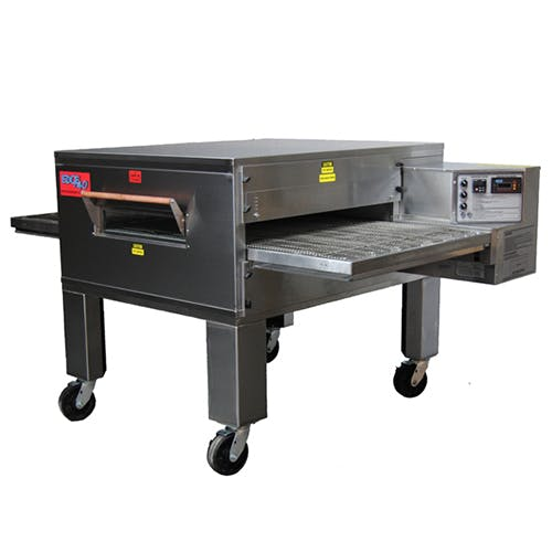 EDGE 40 Series Single-Stack Gas Conveyor Pizza Oven Commercial oven sold by Pizza Solutions