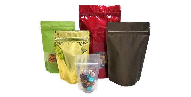 Stand Up Pouches Bag sold by Sealer Sales