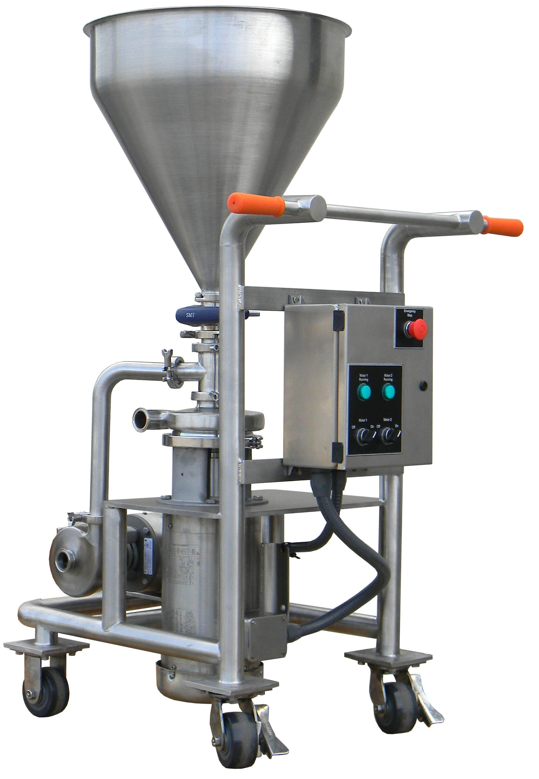 AC+ Dry Blender  Powder blending equipment sold by Ampco Pumps Co.