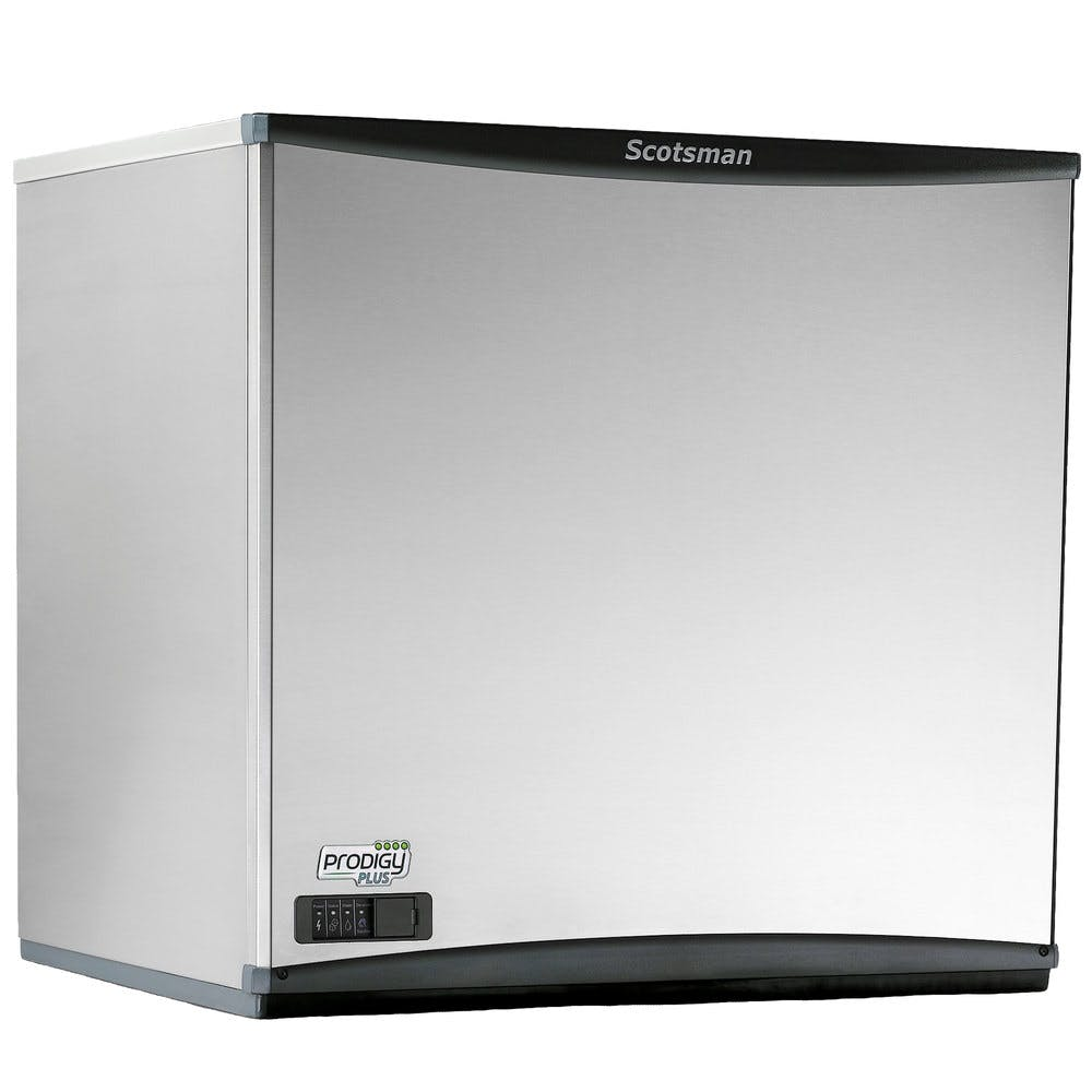 "Scotsman C0830SW-32 Prodigy Plus Series 30"" Water Cooled Small Cube Ice Machine - 924 lb. Ice machine sold by WebstaurantStore"