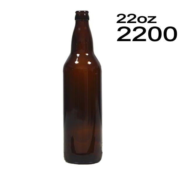 #2200 Beer Bottle Beer bottle sold by Wholesale Bottles USA