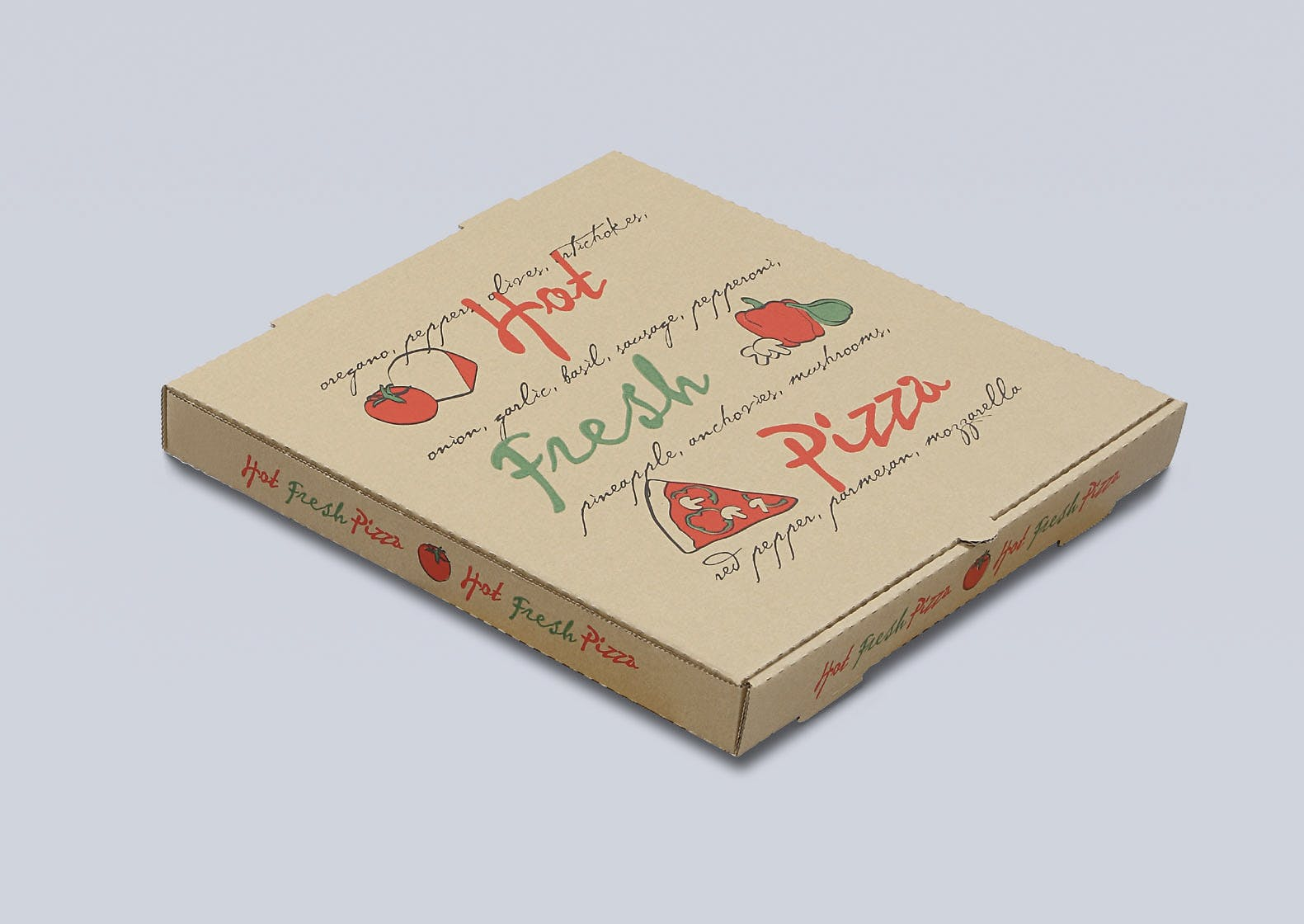 Pizza Boxes Food Packaging sold by Whalen Packaging