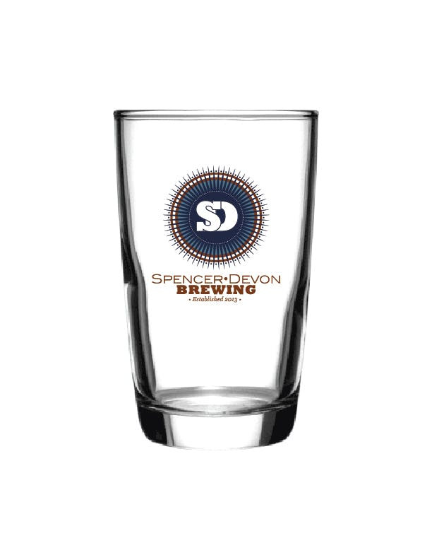 30-20871 - ARC 6 oz Beer Taster Beer glass sold by ARTon Products