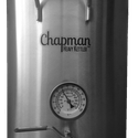 Heavy Kettler Brew Kettle - Kettle sold by Chapman Brewing Equipment, LLC
