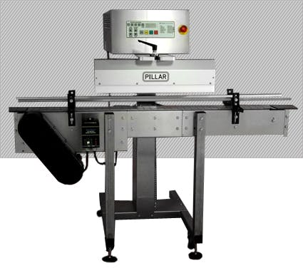 Pillar Technologies - Unifoiler Induction Sealer (2KW) - ALL PURPOSE - sold by Package Devices LLC