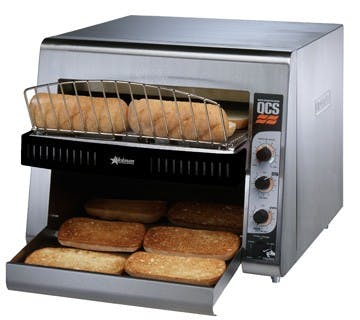 Commercial Toasters Commercial toaster sold by O'Bannon Food Service Consulting and Equipment Sales