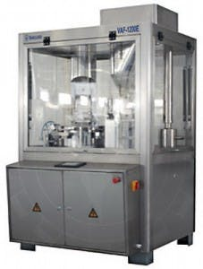 VAF 2500 Capsule Filler Capsule filler sold by Advanced Liquid Packaging