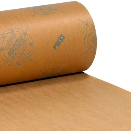 VCI Paper Kraft Waxed Industrial Rolls Kraft packaging sold by Ameripak, Inc.