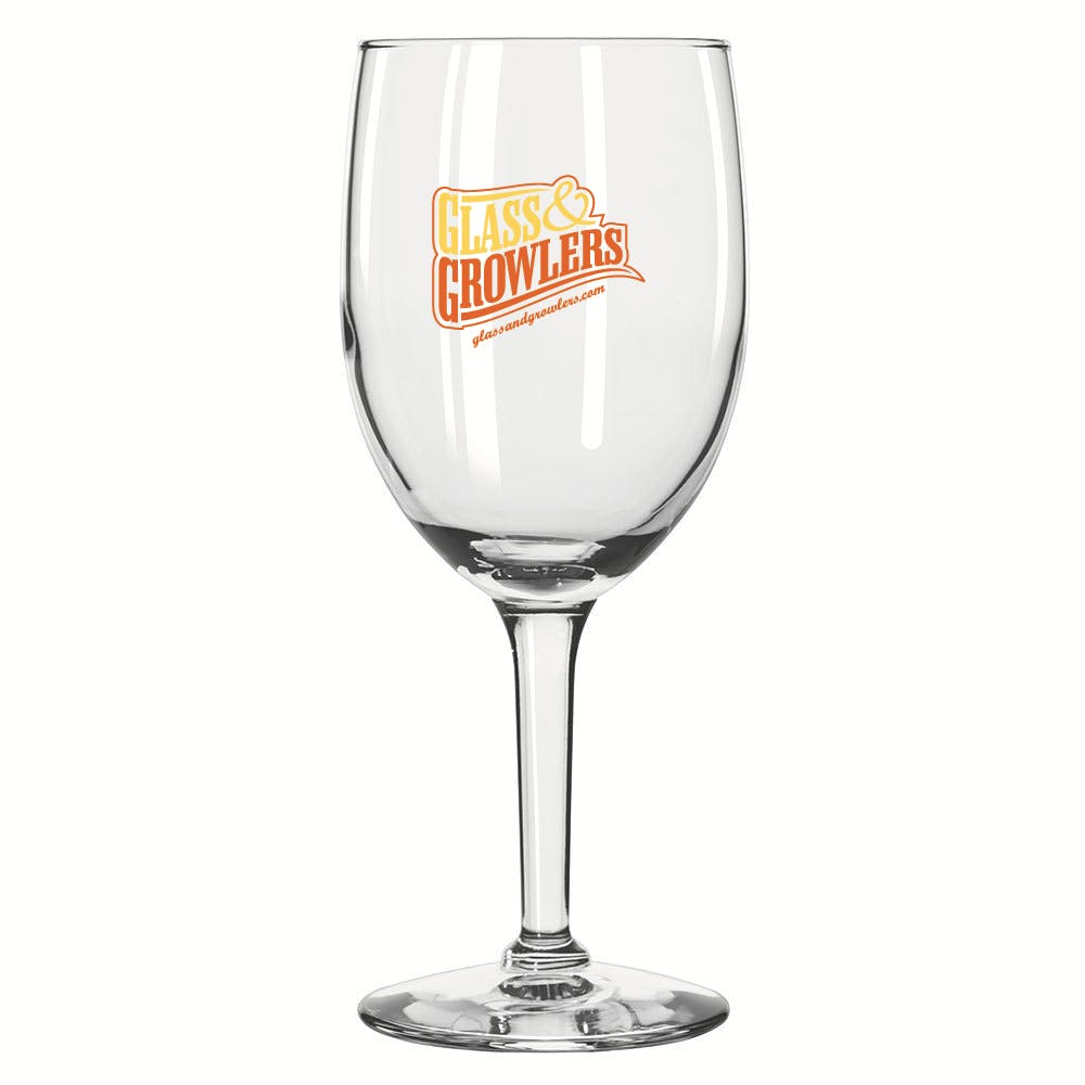 Citation Goblet 10 oz Glass Wine glass sold by Glass and Growlers