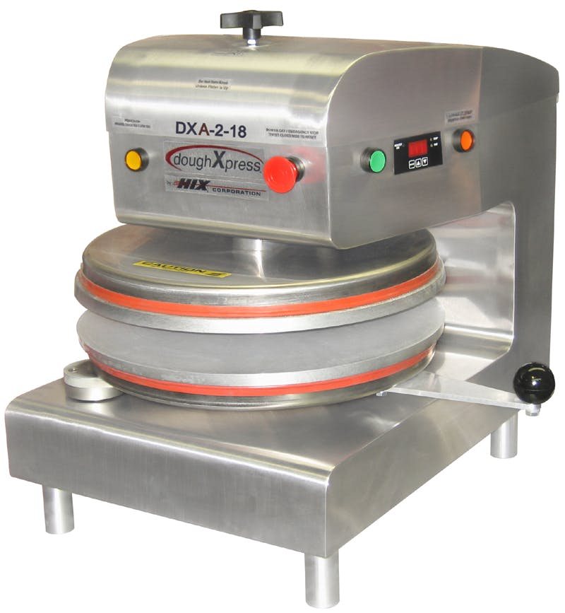 D-TXA-2-18 Tortilla press sold by DoughXPress