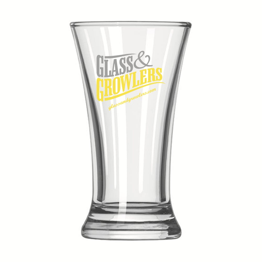 Glass and Growlers | Flare Shooter 2.5 oz - For Sale! Shot glass sold by Glass and Growlers
