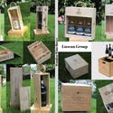 Wooden Wine Boxes - Made in Portugal - Wine box sold by Luscan Group
