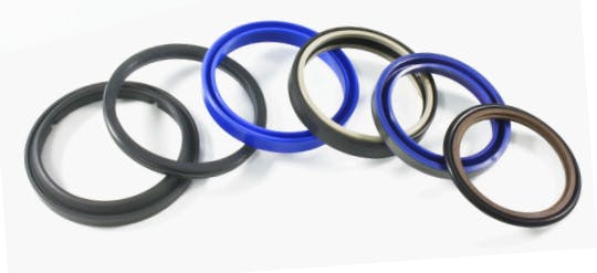 Hydraulic Seals 2 Industrial seal sold by Hi-Tech Seals Inc
