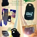 Tap n tote - Bottle carrier sold by Booker Promotions Inc.