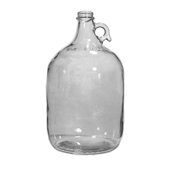 One Gallon Growlers/ Glass Beer Bottle Jugs 128 oz Growler sold by Fillmore Container Inc