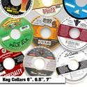 Keg Collars - Keg collar sold by Creative Composition, Inc.