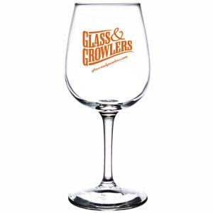Wine Taster 12.75 oz Glass Wine glass sold by Glass and Growlers