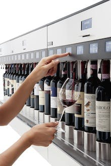 Enomatic ELITE® 8-bottle modular systems - sold by Enomatic Wine Serving Systems