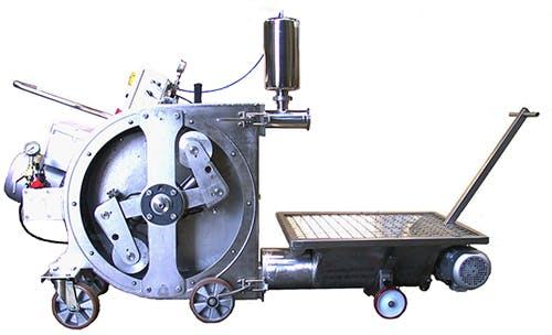 With Hopper - Peristaltic Pumps - sold by The Vintner Vault