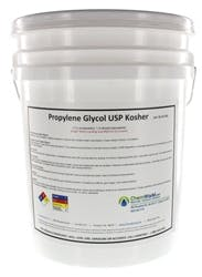 Chemworld Propylene Glycol USP - 5 Gallon Pail Propylene glycol sold by Chemworld