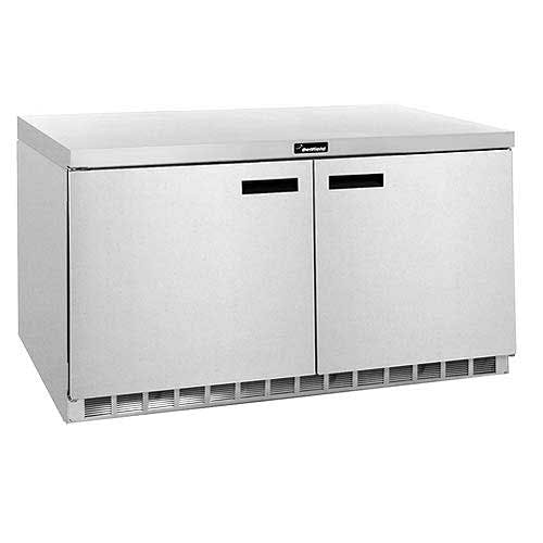 "Delfield - 4464N 64"" Worktop Refrigerator Commercial refrigerator sold by Food Service Warehouse"
