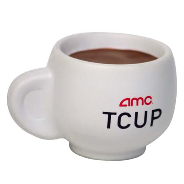 Ariel :: Tea And Coffee Cup - LFD-CU14 Stress reliever sold by Distrimatics, USA