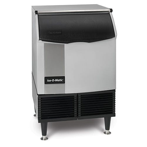 Ice-O-Matic ICEU150HA - Undercounter Ice Machine - Cuber, Compact 174 Lb. Production, 100 Lb. Storage Capacity with Free Water Filter Ice machine sold by Elite Restaurant Equipment