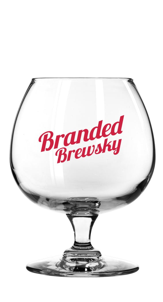 8405 Libbey Citation Brandy 12oz Beer glass sold by Branded Brewsky