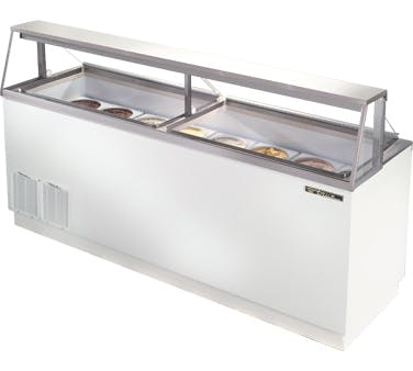 TRUE TDC-87 Ice cream dipping cabinet sold by ChefsFirst