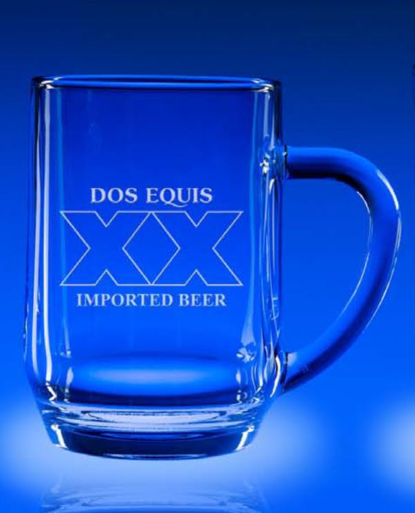 #5005 - 20 oz. Tankard Mug Beer glass sold by Engraving Creations and More, Inc.