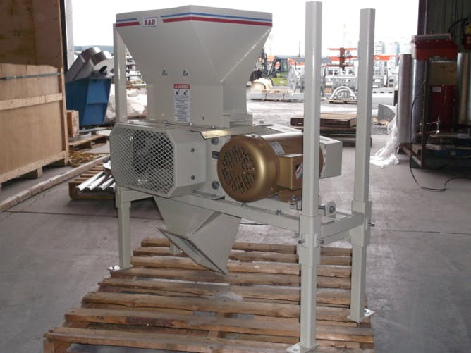 Roller Mills Grain roller mill sold by ABM Equipment Company