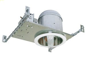 """5"""" NON-IC New Construction Recessed Housing 120V/277V HPF Electronic - sold by RelightDepot.com"""