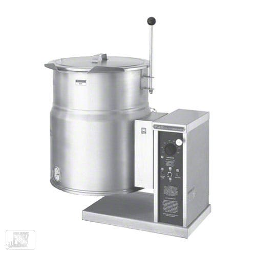 Southbend (KECT-10) - 10 gal Tilting Electric Countertop Steam Kettle Steam kettle sold by Food Service Warehouse